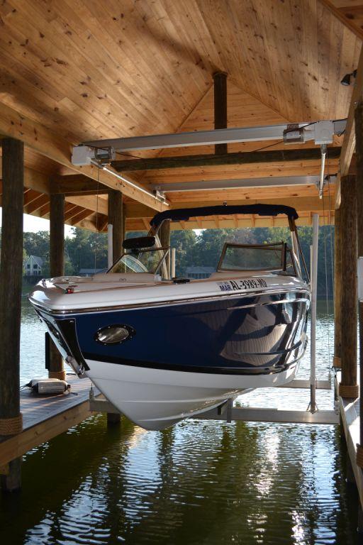 Boat House Lifts Hi Tide